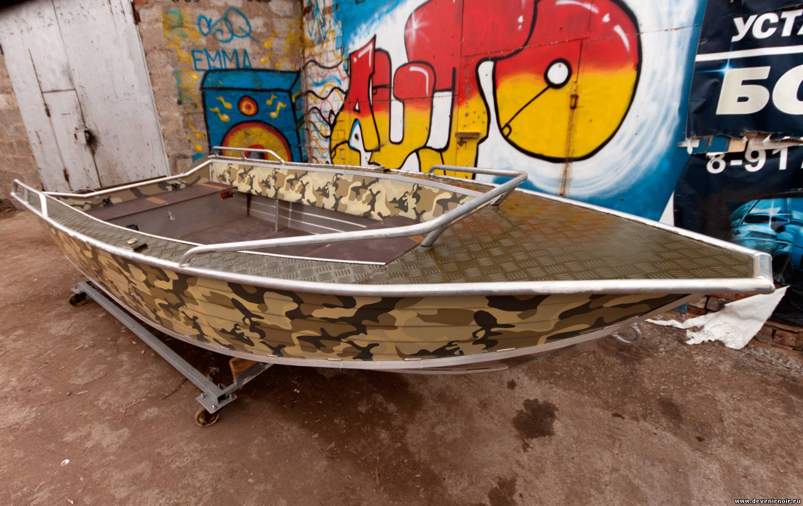 камуфляжная пленка для лодки цена